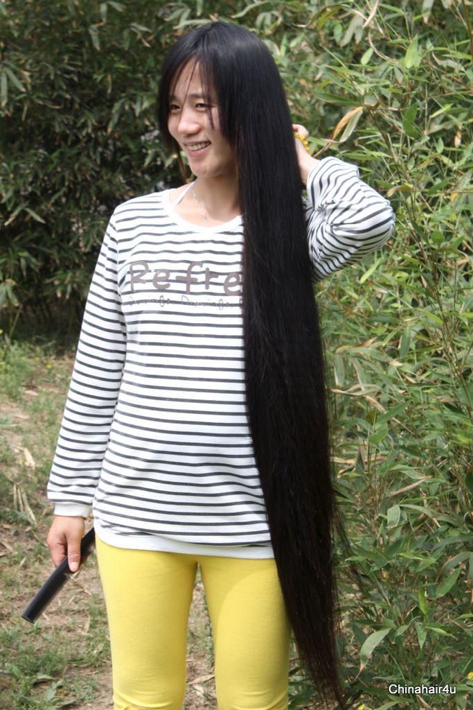 Long hair, hair show, haircut, headshave video download
